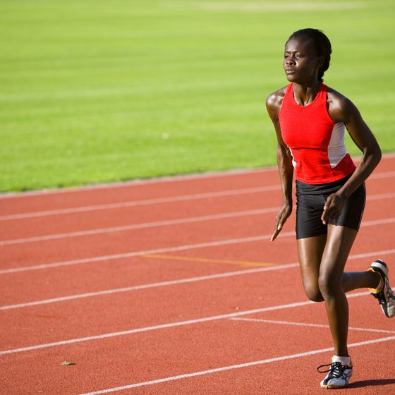 Form tends to be the fastest way to improve sprinting speed.