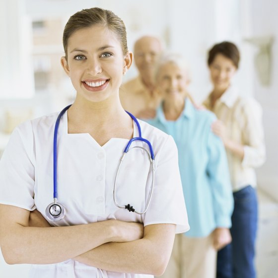 Small businesses have to be financially prudent in recruiting nurses.