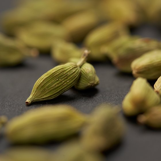 Cardamom may help lower blood pressure.