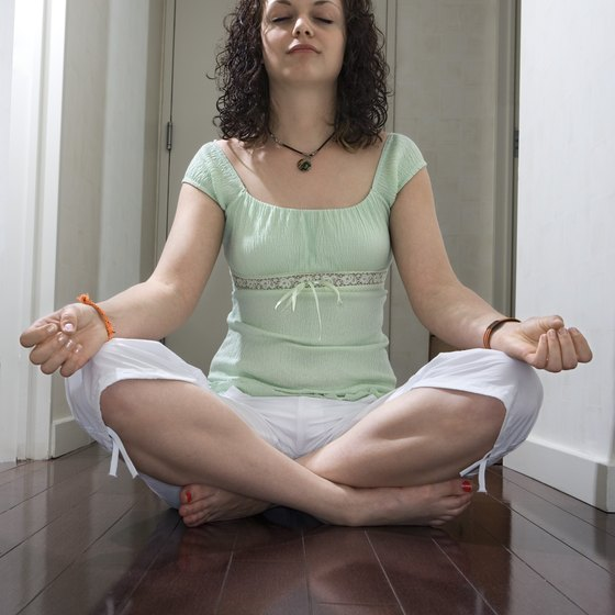 Many yoga poses can help improve the functioning of your nervous system.
