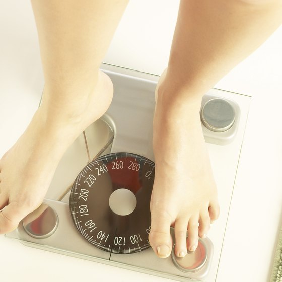 Watching the number change on the scale can boost your confidence.