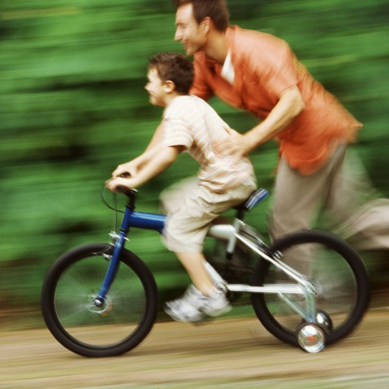 Biking and jogging each have their own merits.