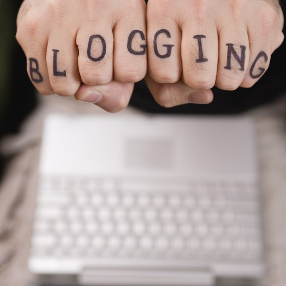 The layout of your blog should make a great impression.