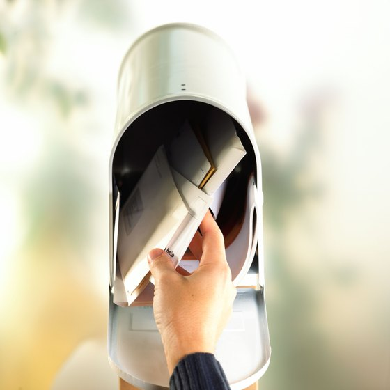 A direct mail campaign can create a large expense for a small business.
