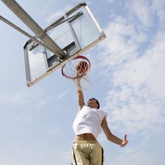 Increase your vertical jumping height to finally slam dunk a basketball.