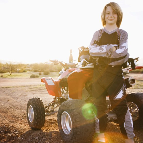 Know the rules before heading out on your ATV.