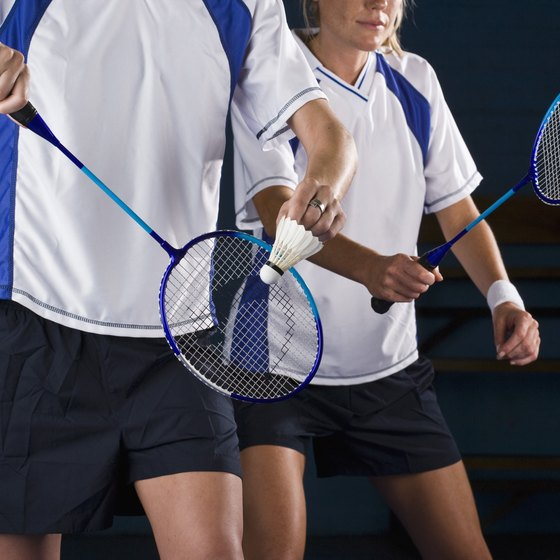 The right badminton racket should work with your playing style.
