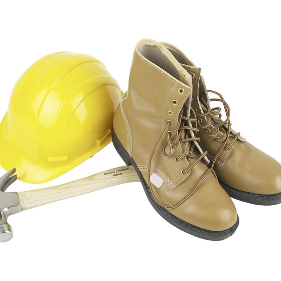 OSHA rules for light manufacturing footwear are flexible, as one size doesn't fit all.