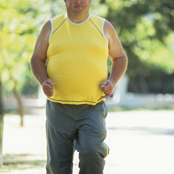 Jogging is an easy way to fit in more exercise.