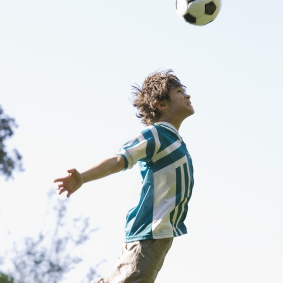 Injuries that occur during soccer games can be mild to severe.