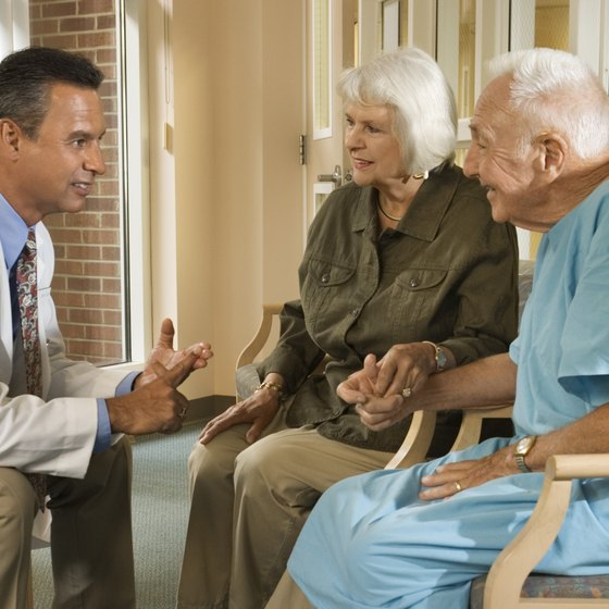 An elderly care home is just one of many business ideas for doctors.
