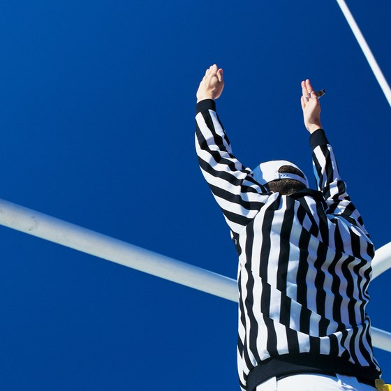 Employees won't score touchdowns without knowing where the end zone is.