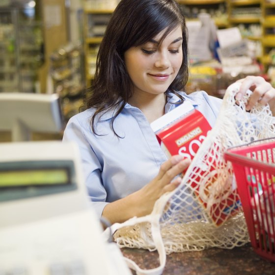 Sales tax is usually collected when goods reach the consumer.