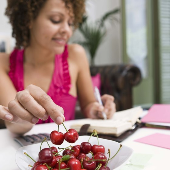 Cherries may benefit your heart and lower your risk of developing Type 2 diabetes.