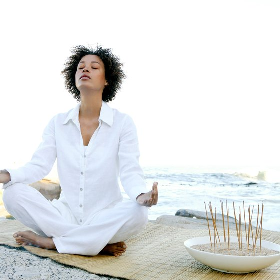 Deep-breathing exercises can produce a profound sense of calm, focus and peace.
