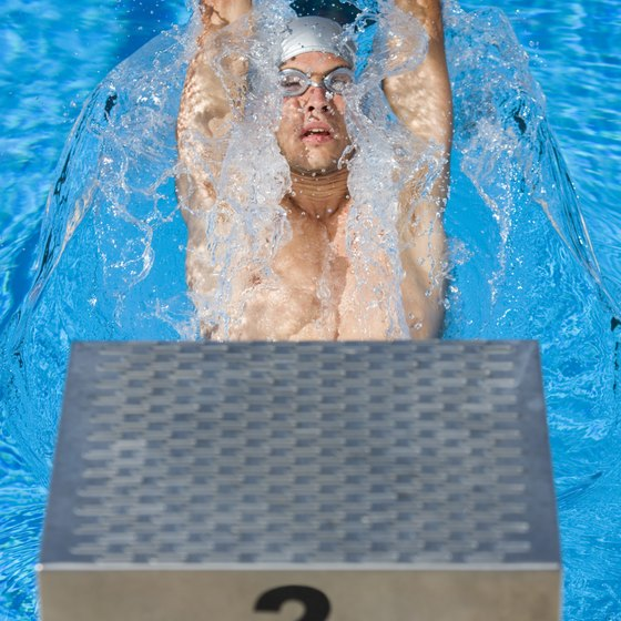 Incorporating stroke drills and different swim speeds will maximize your swim results.