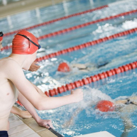 Keep your swimmers working hard with a well-organized practice.