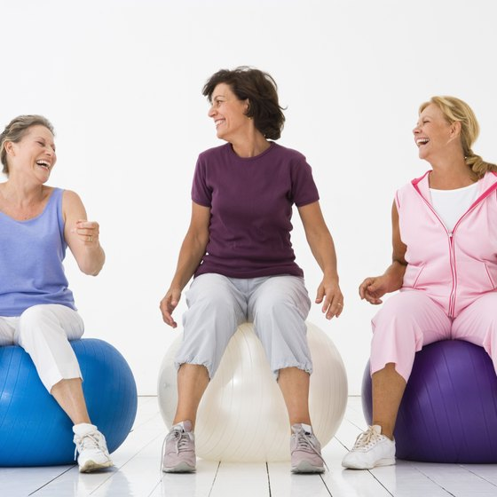 Stability balls may take several days to inflate.
