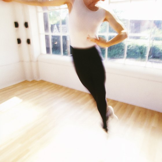 how to get ballet feet fast