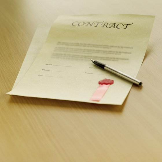 How To Get Out Of A Legal Contract Without Being Sued | Your Business