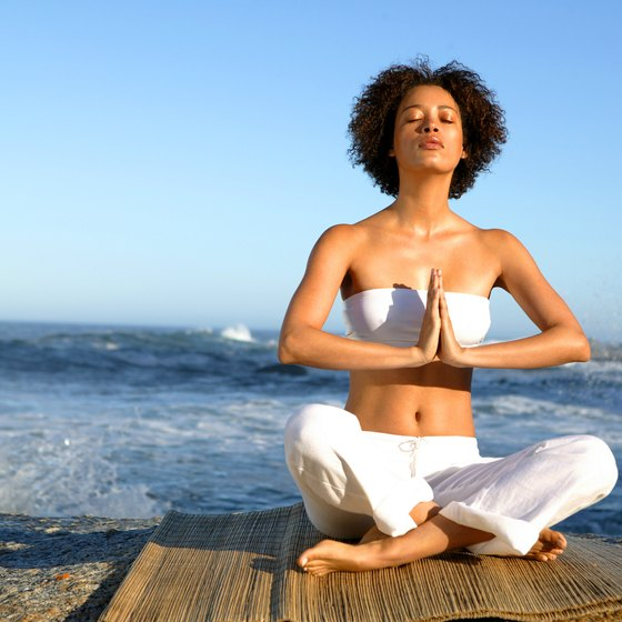 Specific breathing exercises may help you feel more in balance with your body.