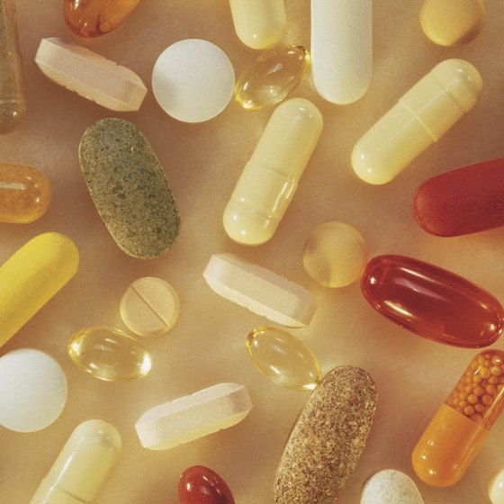 Don't take iron supplements, or any other supplements, without your doctor's approval.