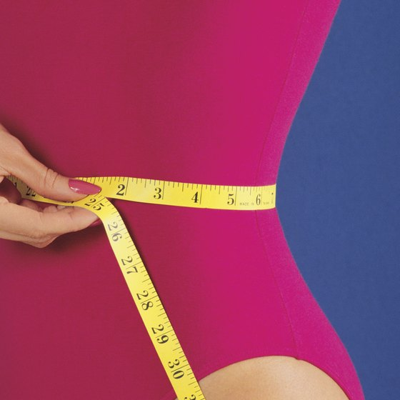 Diet and exercise can help you achieve lean curves.