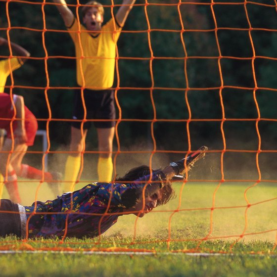 Goalies are the last line of defense in soccer, so you always want to be at your best.
