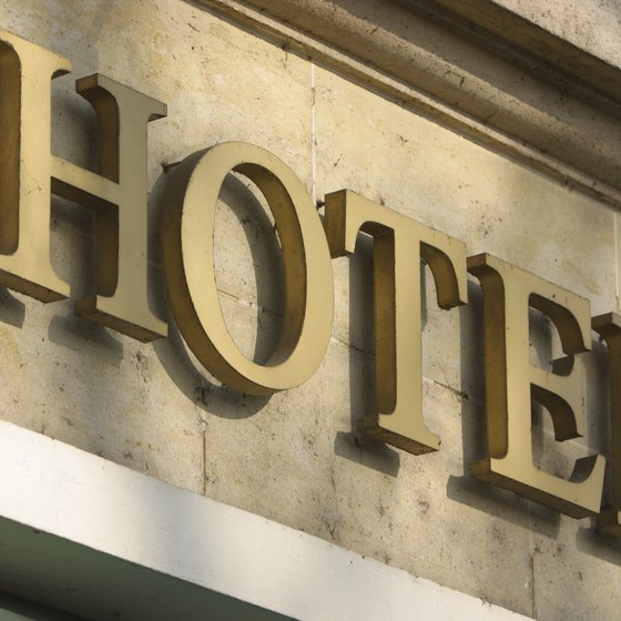 Hotel franchises require a hefty investment up front.