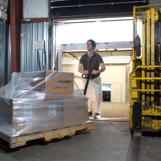 Manufacturers need a constant supply of cargo pallets to ship their products.