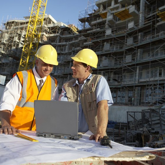 Key performance indicators help construction companies chart their progress.