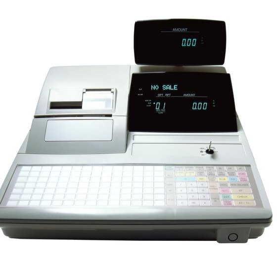 Modern POS systems are very different from their cash register counterparts.