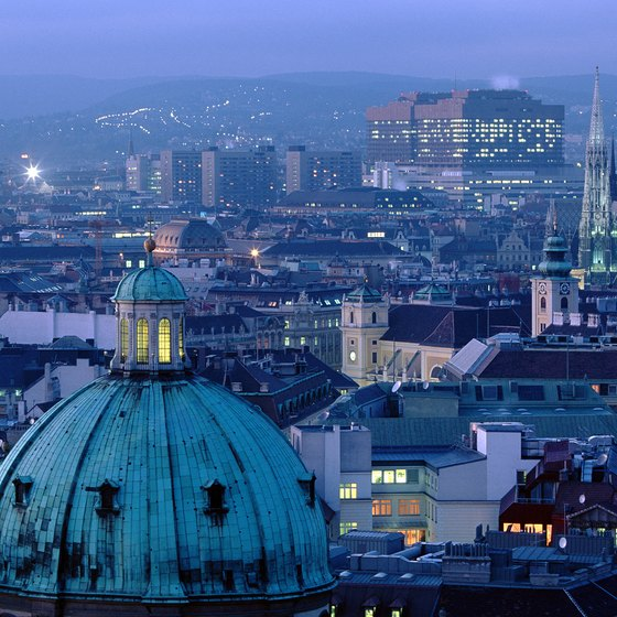 Vienna is the capital of Austria.