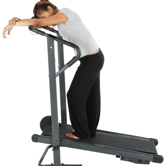 Exercise machines offer limited options for creating workouts.