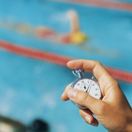 Try incorporating speed work off the track and in the pool.