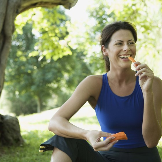 Snacking isn't off-limits on a low-carb diet.