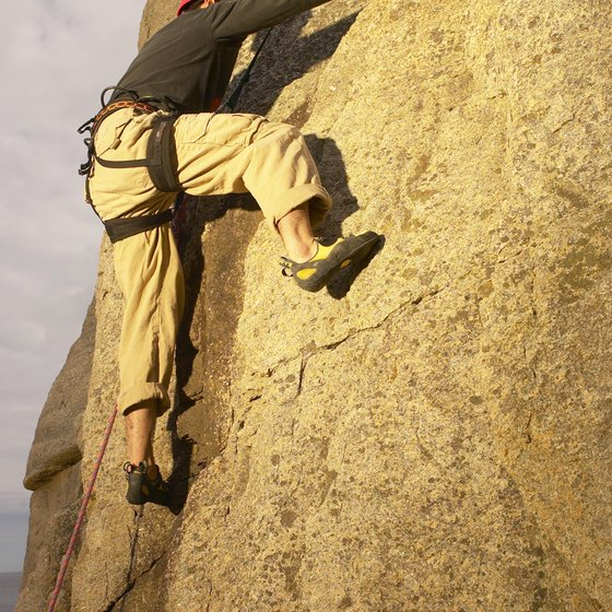 Certain activities, such as mountain climbing, require physical and mental toughness.