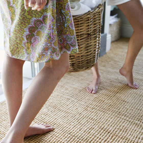 Help restore natural function to your feet by walking barefoot.