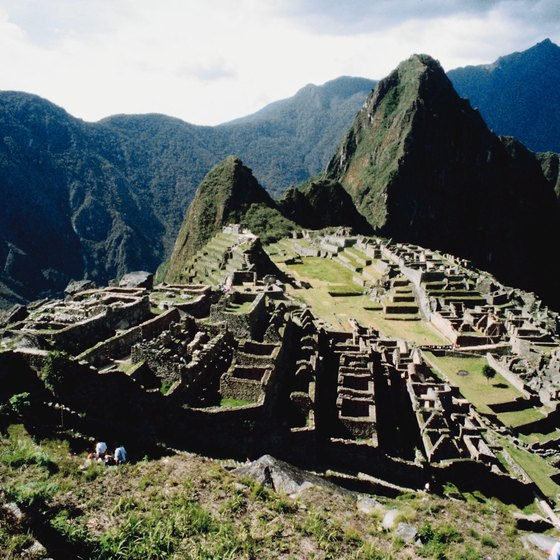 Incan emperor Pachacuti likely resided in Machu Picchu.