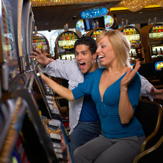 Enjoy slots and gaming or a host of amenities at these Las Vegas hotels.