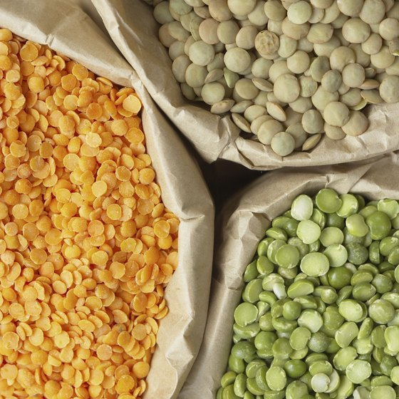 Lentils are a good source of fiber, which helps you to feel full while cutting calories.