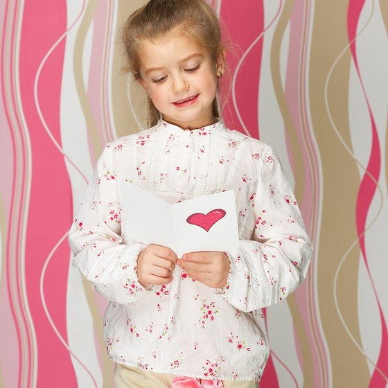 Clothing promotions tied to Valentine's Day can include customers of all ages.