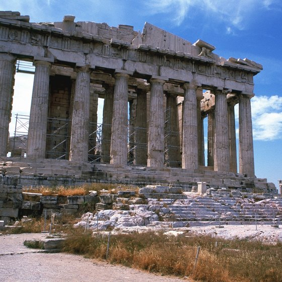 Greece is a must in any sampler tour of Europe.