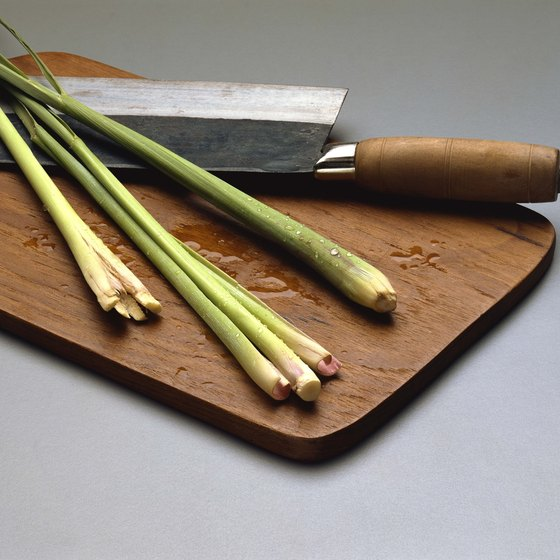 Lemongrass is also known as fever grass.