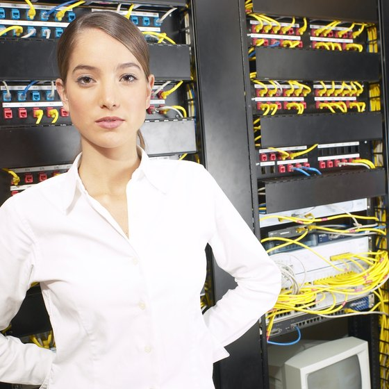 Enterprise servers need high-performance, highly reliable operating systems.