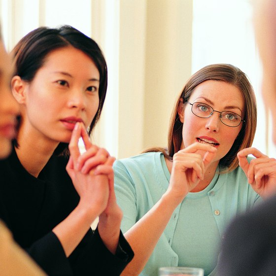 Focus group questions should allow members to interact.