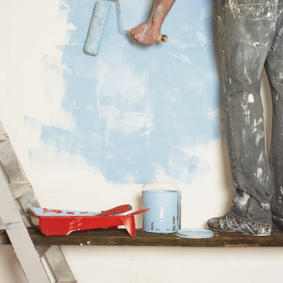 Painters averaged $18.55 an hour.