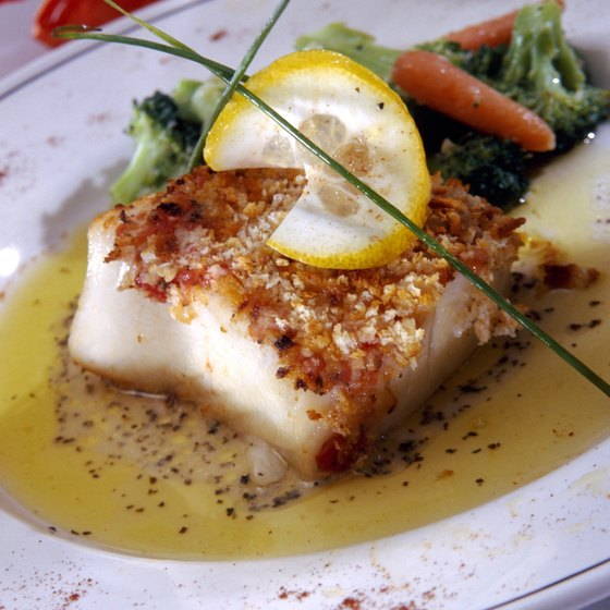Striped bass is best broiled, grilled or sauteed.