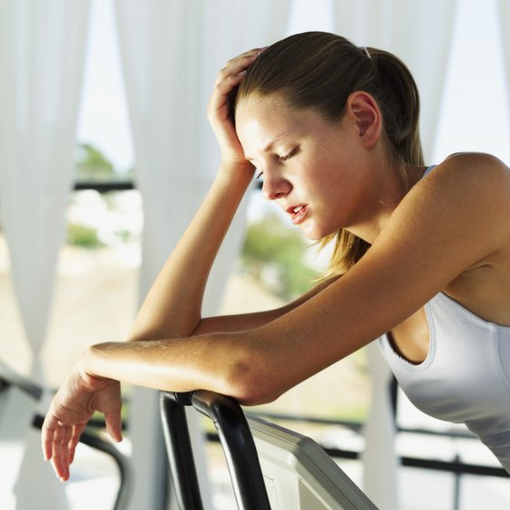 Exercise is the last thing you may want to do when feeling exhausted.