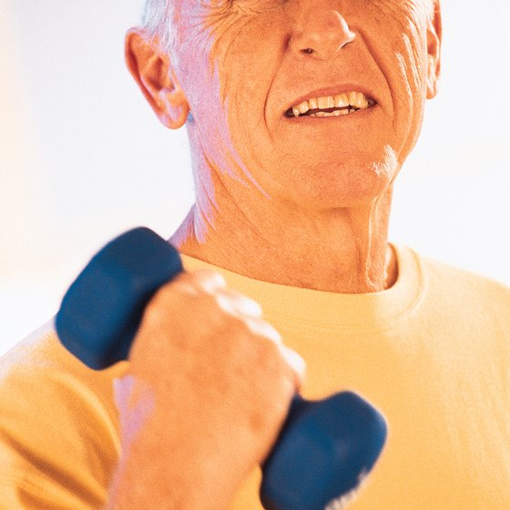 Exercise is important no matter your age or abilities.